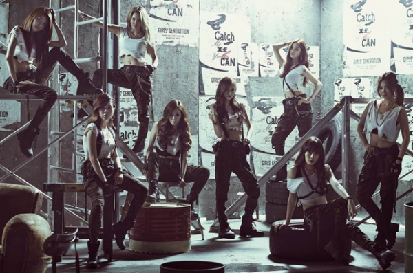 Girls' Generation Catch Me If You Can