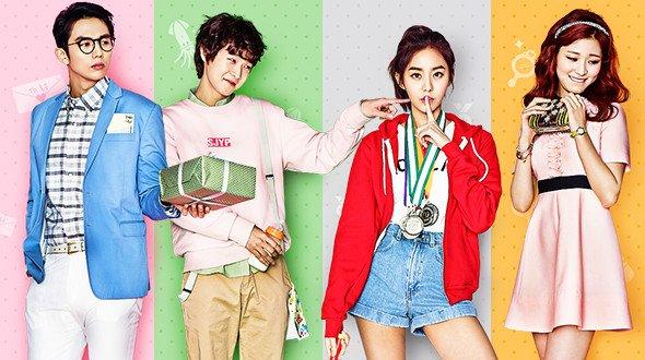 Ho Goo's Love (mon drama favoris)