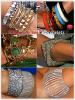 """» Voici quelques """" bracelets  """" que la chanteuse Rihanna a porté  : Choisissez vos bracelets    favoris !  Article  collaboration avec b0nne--heure"""
