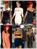 """» Voici quelques """" mini robes  """" que la chanteuse Rihanna a porté  : Choisissez votre mini robe    favorite !  Article  collaboration avec TheSublimeRihanna"""