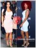 » Un air de déjà vu ... Kim Kardashian et Rihanna ont craqué sur les  mêmes  escarpins ! Un détail qui n'a pas échappé à la Fashion Police de RihannaLook ! Alors ... votre préférence ?
