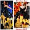 """# # Rihanna porte  une robe  """" Christian Dior  """"  Automne/Hiver Remarque * Pour cette cérémonie étaient rassemblés les plus grands musiciens américains, Rihanna a eu  le privilège  de monter  deux fois sur scène, avec ses deux tubes : Love the way you lie part. 2 (avec Eminem) et What's my name (avec Drake), deux titres extraits de l'album Loud. Rihanna à enflamme la scène dans une magnifique robe de bal Christian Dior tirée de la collection automne 2010 ! VOIR LA VIDÉO  Malheureusement, la belle barbadienne et le rappeur Eminem, n'ont gagné aucun prix  pour leur duo mais la chanteuse à tout même remporté un grammy pour le meilleur enregistrement dance avec son titre  Only Girl, Félicitation !"""