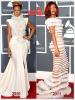 » Robyn Rihanna Fenty aux : GRAMMY AWARDS . 2010 / 2011 ! Choisissez votre tenue favorite entre l'année  2010 et 2011.