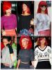 """» Voici quelques """" mini pulls  """" que la chanteuse Rihanna a porté  : Choisissez votre  mini pull    favori !  Article  collaboration avec RihannaFenti"""