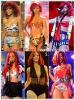 """» Voici quelques """" tenues scènes  """" que la chanteuse Rihanna a porté  : Choisissez votre  tenue scène    favorite !  Article  collaboration avec Riiri-Fenty"""