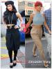 » Un air de déjà vu ... Nicole Scherzinger et Rihanna ont craqué sur le  même haut ! Un détail qui n'a pas échappé à la Fashion Police de RihannaLook ! Alors ... votre préférence ?