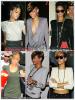 """» Voici quelques """" hauts à épaulettes  """" que la chanteuse Rihanna a porté  : Choisissez votre  haut à épaulettes    favori !  Article  collaboration avec CliikxRihanna"""