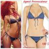 """# # Rihanna porte un bikini    """" Agent Provocateur  """"  qui coûte   180 $ ! Remarque * Rihanna ne cesse d'apparaître en couverture de magazine, Après le le prestigieux magazine Vogue US, La chanteuse pose  pour le célèbre Rolling Stone magazine pour l'édition d'avril 2011. Rihanna apparaît vêtue d'un mini short en jean dévoilant son joli popotin, d'un petit haut blanc et d'une jolie chevelure rouge  afro, plus sexy que jamais ! VOIR LA PHOTO Sur un  autre cliché, Toujours aussi sexy, La belle Barbadienne âgé de 23 ans, porte un petit  bikini en jean signé Agent Provocateur et de nombreux accessoires. VOIR LA VIDÉO"""
