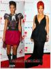 » Robyn Rihanna Fenty aux : Annual DKMS Gala   . 2009 / 2011 ! Choisissez votre tenue favorite entre l'année  2009 et 2011.