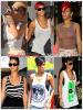 """» Voici quelques """" débardeurs """" que la chanteuse Rihanna a porté  : Choisissez votre débardeur    favori !  Article  collaboration avec ActualityRihanna"""