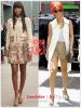 » Un air de déjà vu...  Kelly Rolwand et Rihanna ont craqué sur les  mêmes sandales ! Un détail qui n'a pas échappé à la Fashion Police de RihannaLook ! Alors ... votre préférence ?