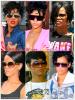 """»  Voici quelques """" lunettes Louis Vuitton """" que la chanteuse Rihanna a porté : Choisissez votre paire de Louis Vuitton  favorite !  Article  collaboration avec Fantesie-Rihanna"""
