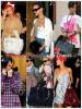 """»  Voici quelques """" sacs Chanel """" que la chanteuse Rihanna a porté : Choisissez votre sac Chanel  favori !  Article  collaboration avec xxx-Rihanna-000-xxx"""