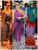 """» Voici quelques """" robes estivales  """" que la chanteuse Rihanna a porté  : Choisissez votre  robe estivale   favorite !  Article  collaboration avec FlashBack-Rihanna"""