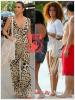 » Un air de déjà vu... Kim Kardashian et Rihanna ont craqué sur le  même sac ! Un détail qui n'a pas échappé à la Fashion Police de RihannaLook ! Alors ... votre préférence ?