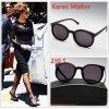 """# # Rihanna porte des lunettes """" Karen Walker """"  qui coûte 210 $ !  Remarque *  Le 08 Octobre 2011, Rihanna s'est rendue à un enterrement à La Barbade en compagnie de sa mère et de sa meilleure amie Mélissa. Vêtue d'une robe noire, d'une paire d'escarpins Louboutin aux pieds, et d'une paire de lunette griffée Karen Walker. Un look très simple et discret, bien loin de son look habituel."""