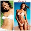 """# # Rihanna porte un maillot de bain """"  Vitamin A """"    qui coûte 260 $ € ! Remarque * La jeune Barbadienne a été aperçue sur une plage à Hawaï plus sexy que jamais dans son mini bikini blanc signé Vitamin A. La belle qui est particulièrement proche de ses fans a posté sur son compte Facebook, une série de photos très sexy la présentant topless sous une cascade et en bikini blanc prise lors de ses vacances à Hawaï."""