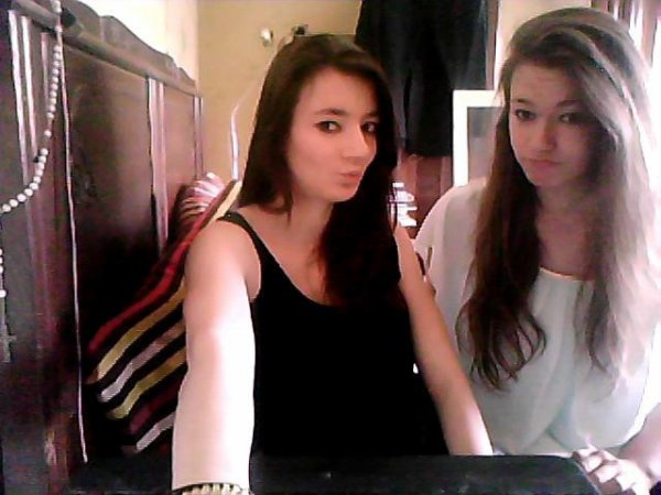 My best friend is the best.. <3