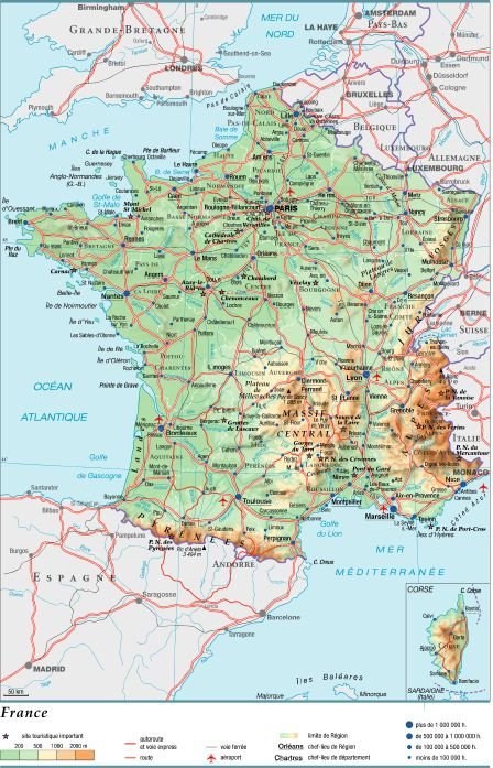Bienvenue en France Par Sandrine et Robert