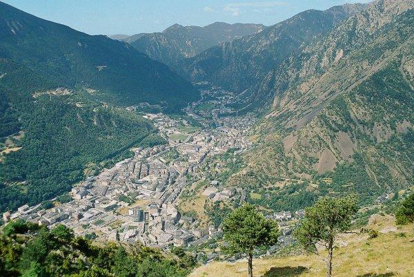Andorre La Vieille