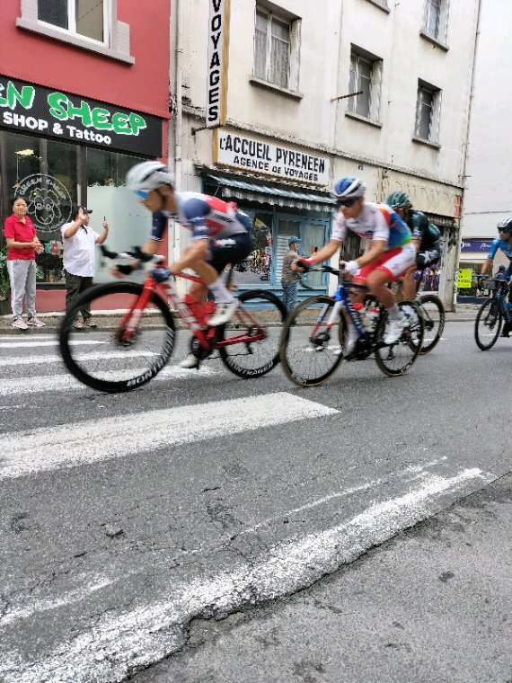 Tour de France en direct de Lourdes