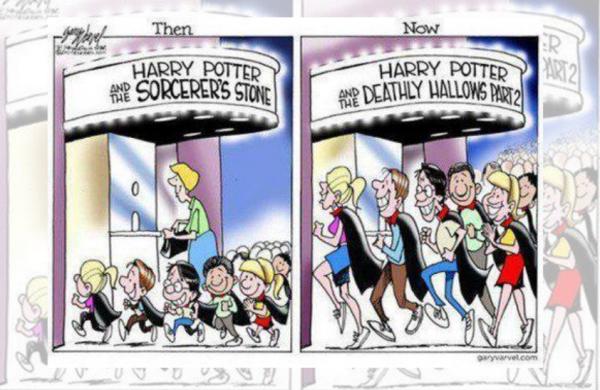 Harry Potter Plus Qu'Une Saga ! ! !
