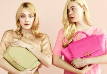 Nouveau Photoshoot 2013 de Dakota & Elle Fanning, en Corée.