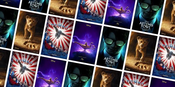Films Disney / Marvel etc... - Top 2019