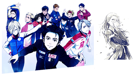 Anime : Yuri!!! on Ice