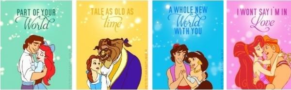 Ta vie en Disney - 1. Apparence et chéri(e)