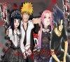 Les perso de Naruto en goth