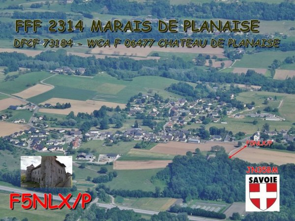 FFF 2314 MARAIS DE PLANAISE