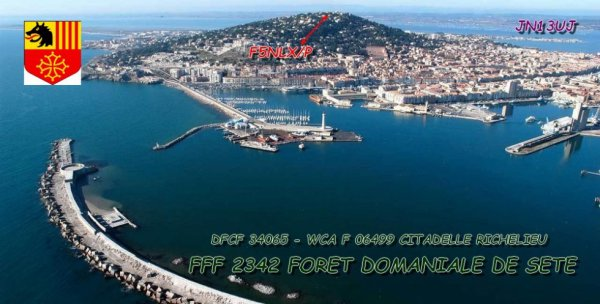 FFF 2342 FORET DOMANIALE DES PIERRES BLANCHES