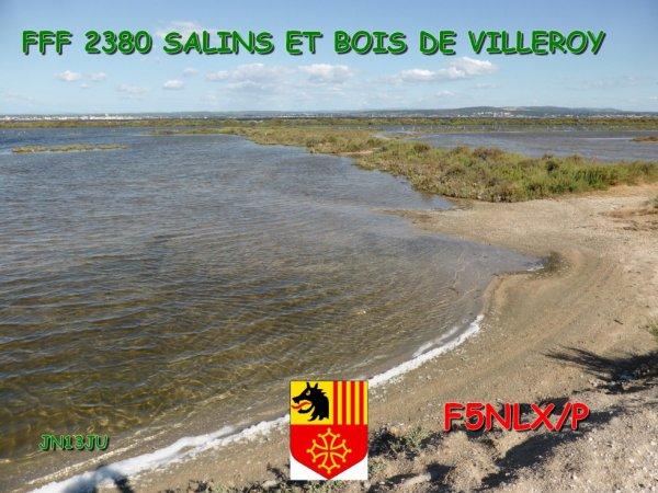 FFF 2380 SALINS DE VILLEROY (34)