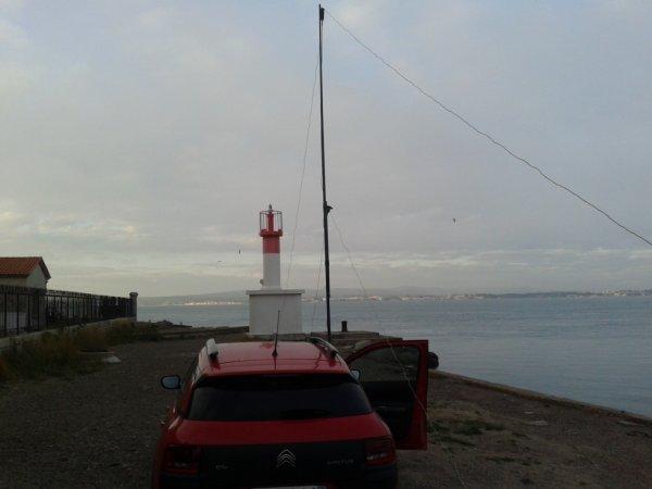 Activity lighthouse  ARLHS FRA 699