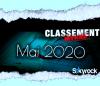 CLASSEMENT MAI 2020