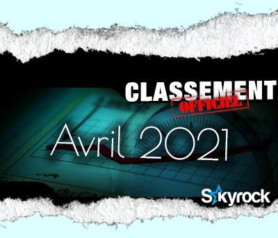 CLASSEMENT AVRIL 2021