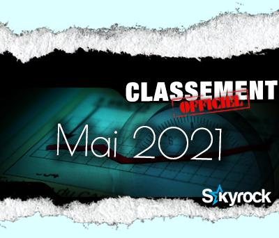 CLASSEMENT MAI 2021