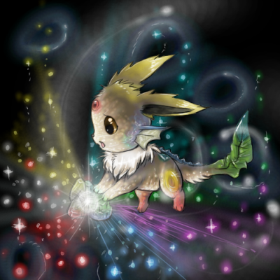 Evolution mix blog de eevee evoli - Pokemon famille pikachu ...