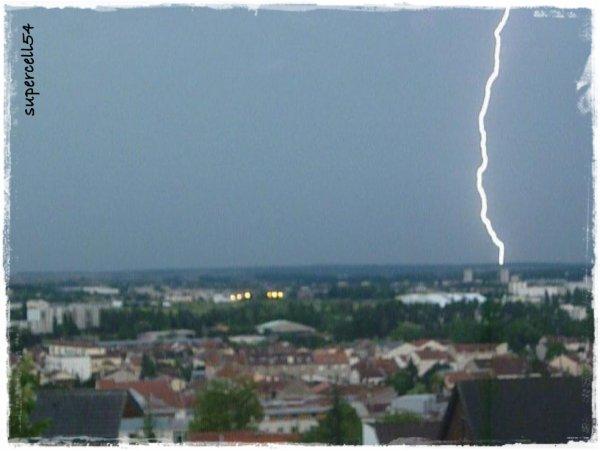 14 Juillet >> La nature fait son feux d'artifice !