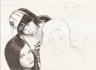 1. dessin (198) - Tokio Hotel