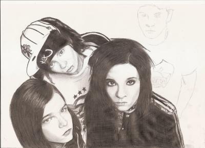 2. dessin (198) - Tokio Hotel