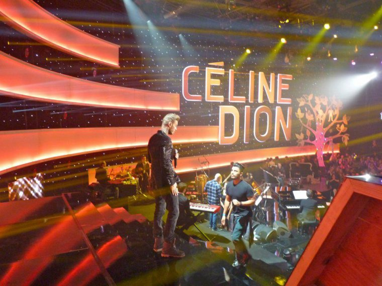 "Coulisses : ""Céline Dion - le grand show"