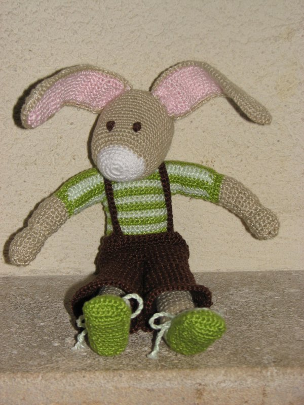 Sylvain, le lapin