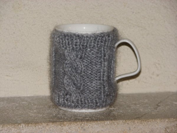 Un autre cosy mug !