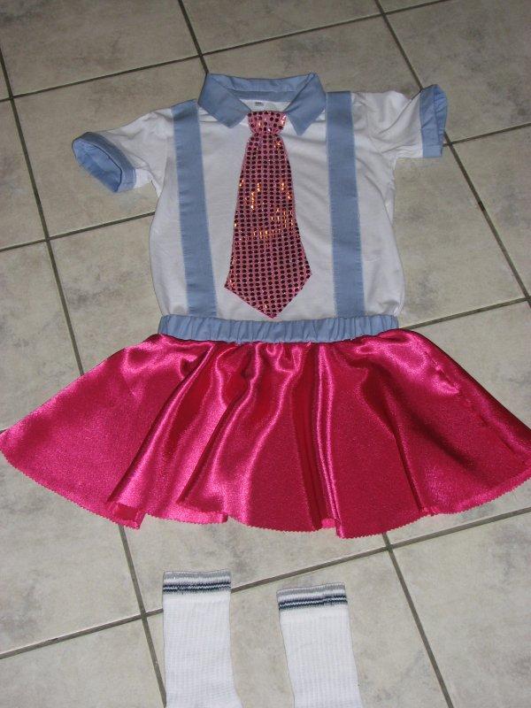 Costume Célia