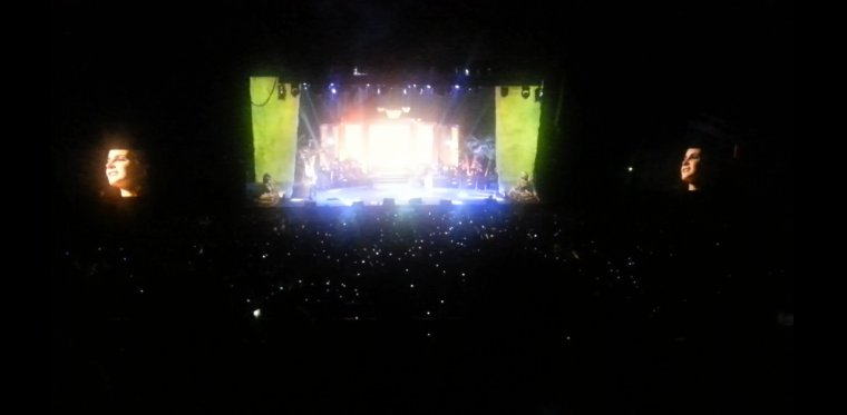 Concert de Lana Del Rey