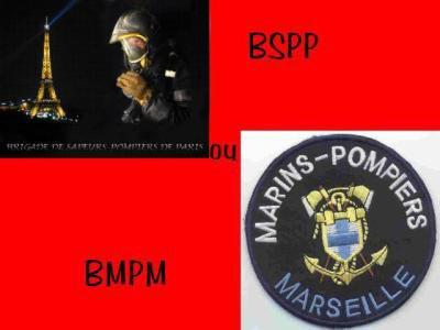 les deux meilleur corp des sapeur pompier