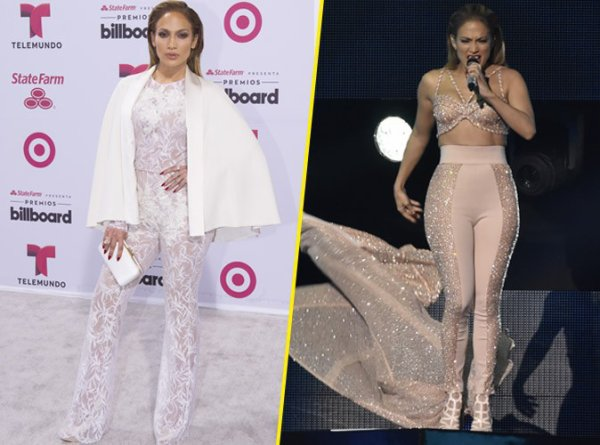 Jennifer Lopez une bombe au Billboard Music Awards