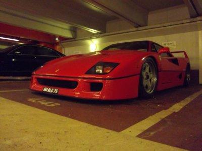 Ferrari combos
